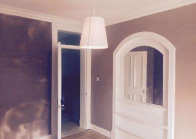 living room plastering altrincham